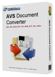 AVS Document Converter Español full