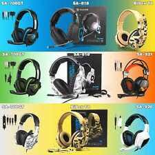 <b>SADES</b> USB Computer Headsets with Noise Cancellation for sale ...