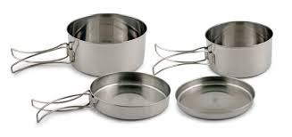 <b>Набор посуды</b> Comfortika Family <b>4 предмета</b> 0,5 л/ 0,7 л купить за ...