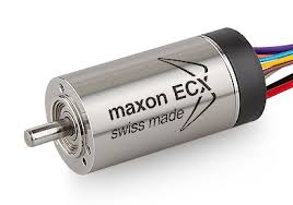 <b>Brushless DC</b> Motors from maxon