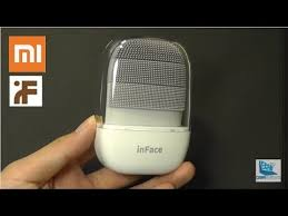 First Look: <b>Xiaomi inFace Electric</b> Sonic Facial Cleaner - YouTube