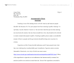 writing service   argumentative cigarette paper research sample    argumentative cigarette paper research sample smoking
