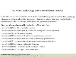 top 5 chief technology officer cover letter samples in this file you can ref cover technology cover letters