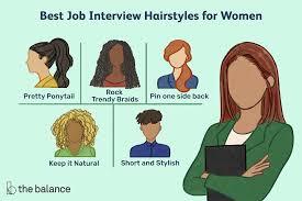 Best Job Interview <b>Hairstyles</b> for <b>Women</b>