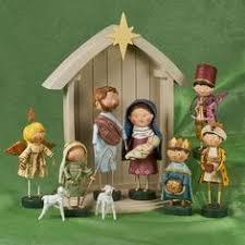 <b>Nativity</b> Wise Men Figurine | Lori Mitchell Folk Art | <b>Nativity</b>, Doll ...