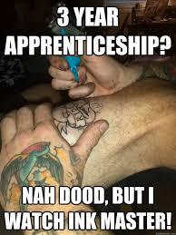 Tattoo Memes via Relatably.com