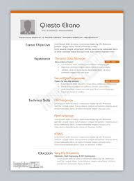 examples of resumes good job resume infographic objectives 79 terrific good resume template examples of resumes