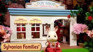 <b>Магазин игрушек Sylvanian Families</b> мультяшный обзор! Даша ...