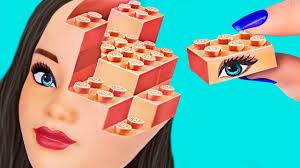 <b>Канцелярия</b> Барби против <b>канцелярии</b> Лего – 10 идей / Челлендж!