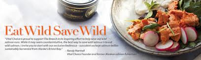 the breach vital choice wild seafood organics