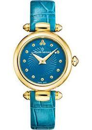 <b>Часы Claude Bernard 20209</b>-<b>37JBUPID</b> - купить женские ...