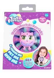<b>Интерактивная игрушка Tiny</b> Furry Коллекция 2: 1999 ₽, артикул ...