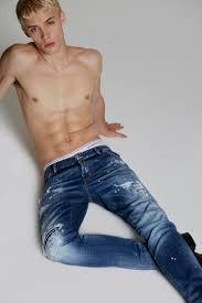 Мужские <b>джинсы Dsquared2</b>: узкие, классические, рваные Осень ...