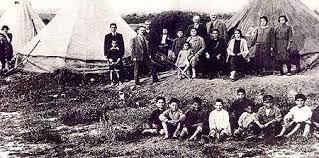 Αποτέλεσμα εικόνας για Καραβάνια προσφυγων κυπρου 1974