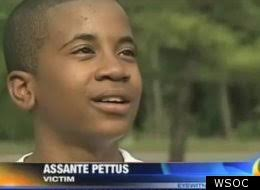 After gym class let out at York Preparatory Academy in Rock Hill, S.C., 12-year-old Assante Pettus got a dangerous surprise when his also 12-year-old ... - s-PLASTIC-BAG-CHOKING-large