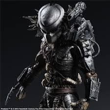 Play Arts Alien VS Predator PVC 28cm Action Figure Statues Toys ...