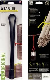 <b>Гибкие стяжки</b> Niteize Gear Tie Cordable 24 купить полезные ...