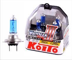 <b>Лампа</b> высокотемпературная <b>Koito</b> Whitebeam <b>H7</b> 12V 55W 100W ...