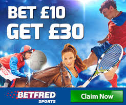 Image result for betfred bet 10 get 30