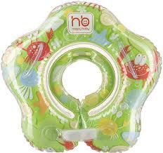 "Детский <b>надувной круг</b> Happy <b>Baby</b> ""<b>Swimmer</b>"", на шею 121005 ..."