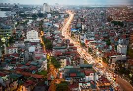 travel essay in vietnam i never ate alone misadventures traffic moves along a road in hanoi vietnam on friday sept 14