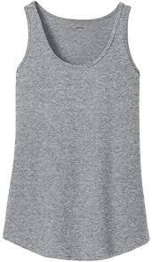 Amazon.com: <b>Ladies 100</b>% <b>Cotton</b> Tank Tops in <b>Ladies</b> Sizes: XS ...