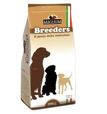 <b>Сухой корм Meglium Breeders</b> для взрослых собак, мясное ...