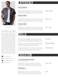 free resume templates for creative mindsprofessional resume templates