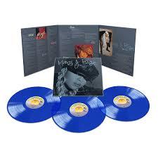 <b>Mary J Blige</b>: <b>My</b> Life: Exclusive Triple Blue Vinyl