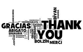 Mberung Quotes: Thank You Quotes