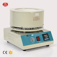 China <b>2L Lab Equipment</b> Heating Mantle for Single Glass Reactor ...