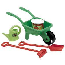 <b>Kids Gardening</b> Tools <b>3 Piece</b> Set Comes with Small Rake Spade ...