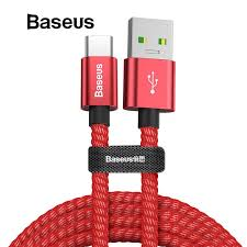 Baseus Supercharge <b>Usb Type C</b> Cable For Huawei P20 Qc3.0 Fast ...