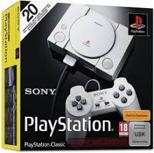 <b>Игровая приставка</b> - характеристики <b>SONY PlayStation</b> Classic ...