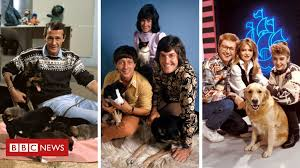 Celebrating <b>60 years</b> of Blue Peter in pictures - BBC News