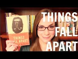 review  things fall apart by chinua achebe   youtube