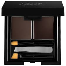 <b>Sleek MakeUP Brow</b> Kit - Extra Dark 3.8g- Buy Online in Israel at ...