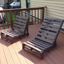diy pallet adirondack chairs beautiful wood pallet outdoor furniture