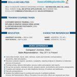 Best Resume Format For