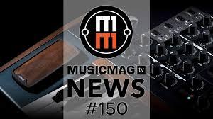 MusicMagTV News #150: <b>Arturia PolyBrute</b>, NI Maschine Plus, IK ...
