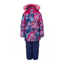 <b>Oldos Комплект</b> одежды для девочки (<b>куртка</b>, полукомбинезон ...