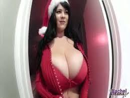 Xmas big tits porn, Busty Xmas sex movies