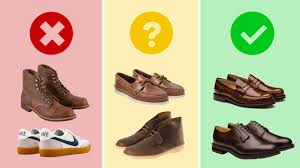 9 <b>Business Casual Shoes</b> for <b>Men</b> | What to Wear to Work - YouTube