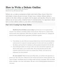 how do you write a debate essay   homework for you  how do you write a debate essay   image