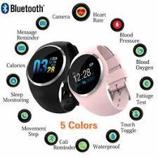 Fashion Smart Watch Men Women Bracelet Heart Rate ... - Vova