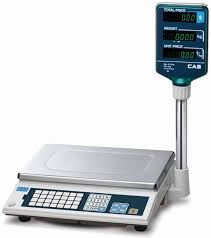 <b>CAS AP</b>-<b>1</b> Plus Price Computing Scale – POS Sales Hire Services