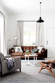 Living Room Brown Sofa 25 Best Ideas About Brown Leather Sofas On Pinterest Leather