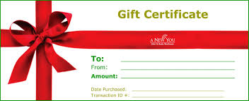 online gift certificate template christmas resume online gift certificate template christmas gift certificate template customizable medical spa medi spa in