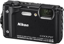 Купить цифровой <b>фотоаппарат Nikon Coolpix W300</b> Black ...