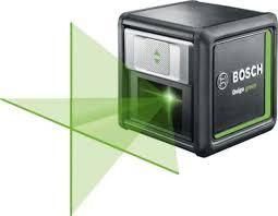 Лазерный <b>нивелир Bosch Quigo Green</b> + Штатив, 0603663C01 ...